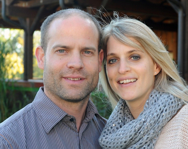 Verloren 2012 kurz nach der Geburt ihren Sohn: Melanie und Markus Giger. | Foto: privat